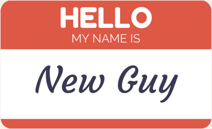 How to Be the New Guy
