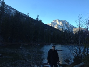 String Lake ft. Tom