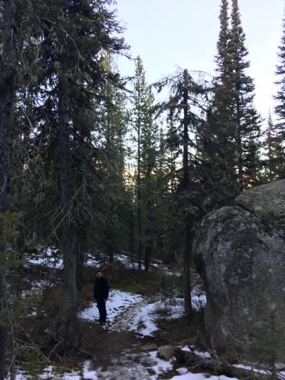 Grand Teton National Park Hike ft. Tom