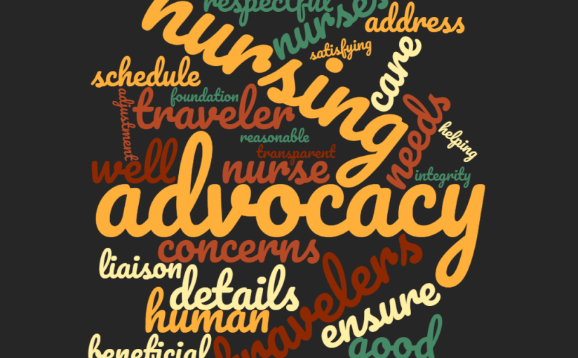 Nursing Advocacy: Keeping Yourself Intact